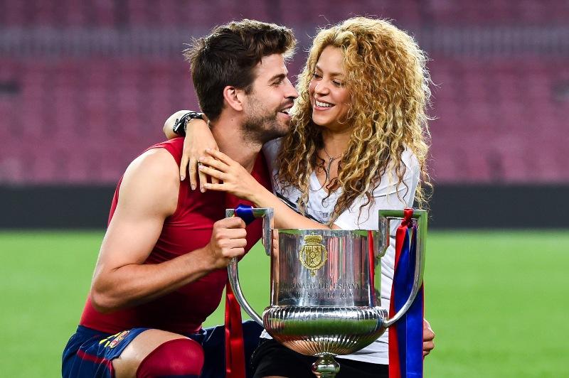 Shakira y Gerard Piqué | Foto: Getty Images