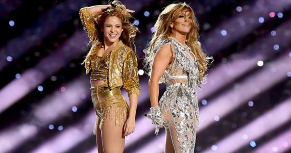Shakira y Jennifer López | Foto: Getty Images