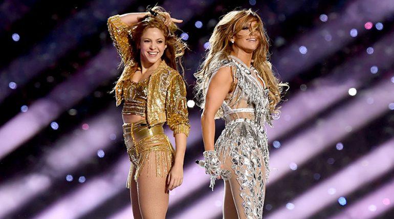 Shakira y Jennifer López | Foto: Getty Images