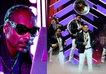 Snoop Dogg y Banda MS | Fotos: Getty Images