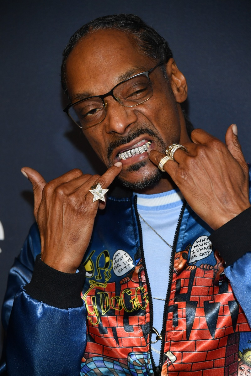 Snoop Dogg | Foto: Getty Images
