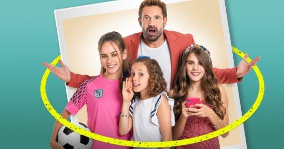 Soltero con hijas / Fotografía cortesía de Soltero con hijas