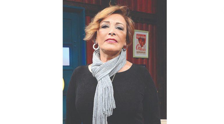 Sylvia Pasquel   Foto: Ricardo Cristino
