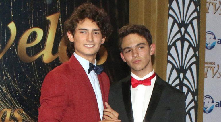 Emilio Osorio y Joaquín Bondoni. Foto: Archivo