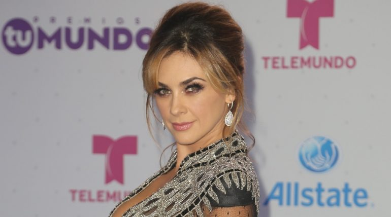 Aracely Arámbula. Foto: Getty Images