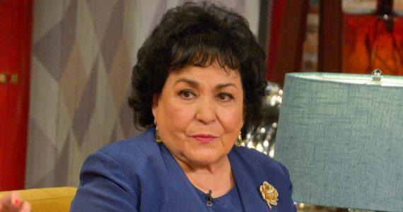 Carmen Salinas. Foto: Archivo