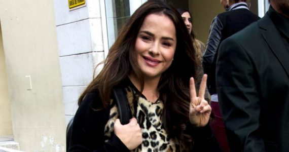 Danna García. Foto: Javier Arellano