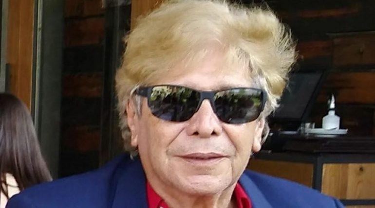 Joaquin Muñoz, exmánager de Juan Gabriel. Foto: Facebook
