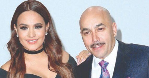 Lupillo Rivera y Mayeli Alonso | Foto: Archivo
