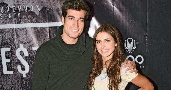 Danilo Carrera y Michelle Renaud. Foto: Rubén Espinosa