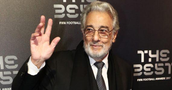 Plácido Domingo. Foto: Getty Images