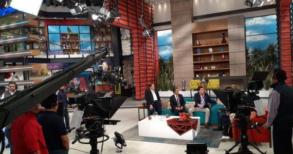 Programas de Televisa sin mujeres. Foto: Nayib Canaán
