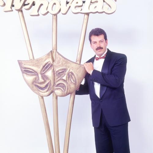 Sergio Goyri en Premios TVyNovelas. Foto: Archivo