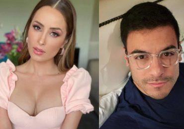 Cynthia Rodríguez y Carlos Rivera. Foto: Instagram