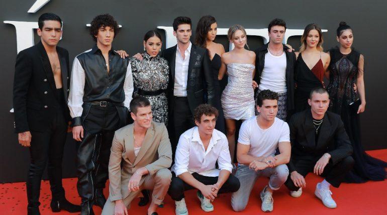 ¿Quiénes son los nuevos actores de Élite? | Foto: Getty Images