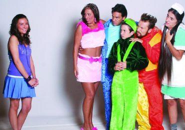 Familia P. Luche. Foto: Archivo TVyNovelas