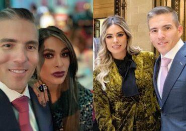 Galilea Montijo y Fernando Reina. Captura de pantalla @galileamontijo