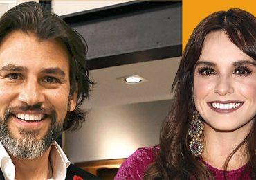 Mauricio Barcelata y Tania Rincón | Foto: Especial