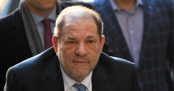 Harvey Weinstein | Foto: AFP