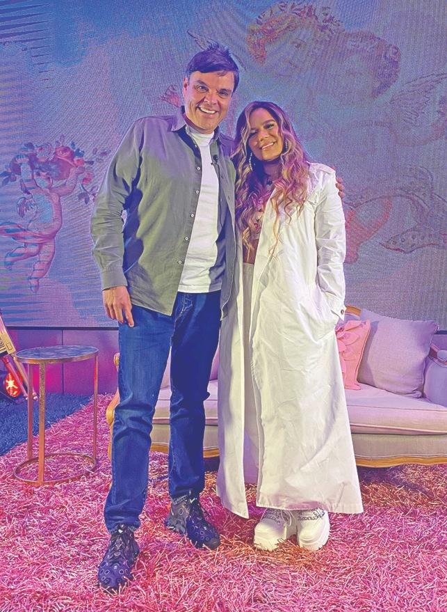 Jessi Cervantes y Karol G | Foto: cortesía
