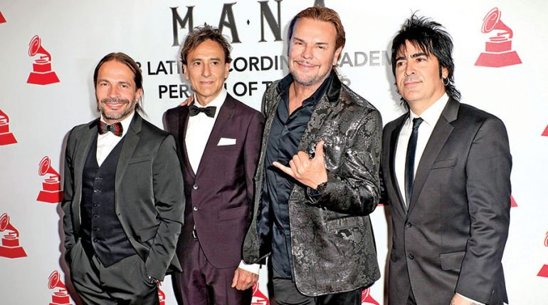Maná | Foto: Getty Images