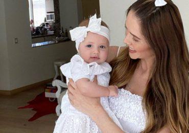 Marlene Favela hace emotiva promesa a su hija Bella. Foto: Instagram