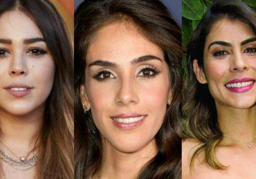 Danna Paola, Sandra Echeverría / Fotografías de Getty Images, María León / Fotografía de Javier Arellano
