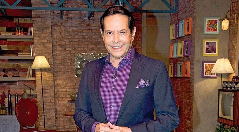 Juan José Origel | Foto: Javier Arellano