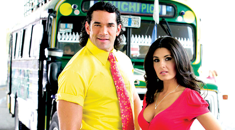 Eduardo Santamarina y Mayrín Villanueva | Foto: Archivo