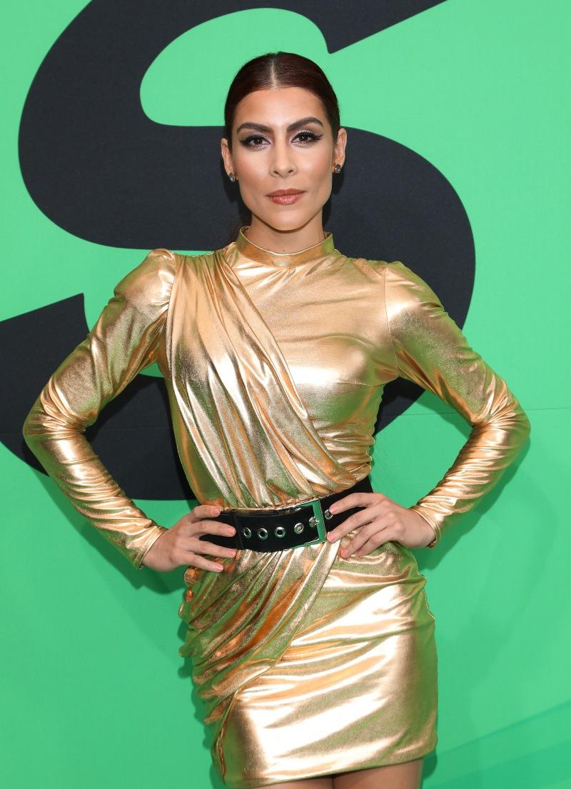 María León | Foto: Cortesía Getty Images