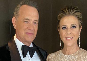 Tom Hanks y Rita Wilson   Foto: Instagram
