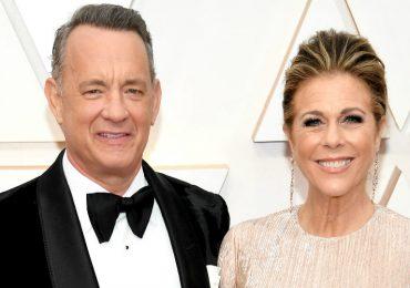 Tom Hanks y Rita Wilson. Foto: Getty Images