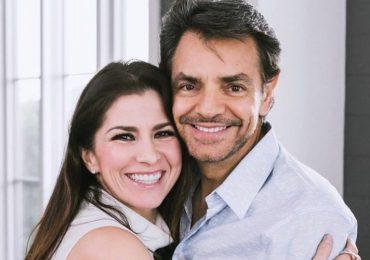 Alessandra Rosaldo y Eugenio Derbez. Foto: Instagram