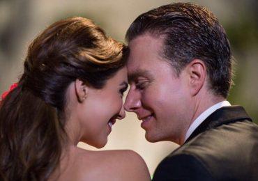 Anahí y Manuel Velasco. Foto: Instagram