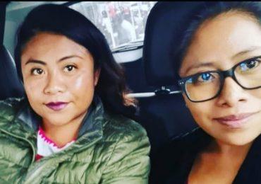Edith y Yalitza Aparicio. Foto Instagram