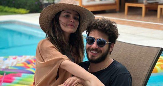 Belinda y Nachito. Foto: Instagram