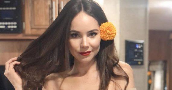 Camila Sodi enamoró a las redes sociales con ardiente bikini