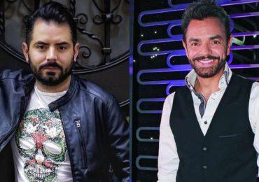 José Eduardo y Eugenio Derbez. Fotos: Instagram