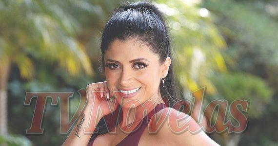 Kimberly Flores | Foto: José Luis Ramos