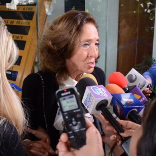 Lorena Velázquez. Foto: Archivo