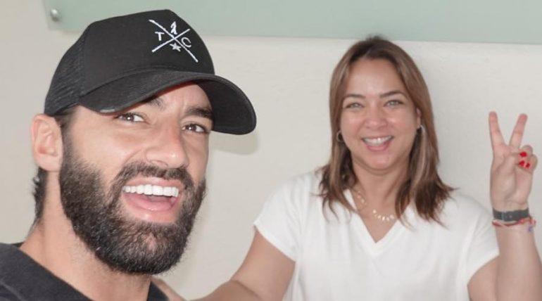 Llaman 'mantenido' a esposo de Adamari López y él responde