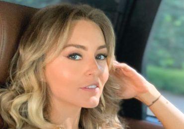Angelique Boyer se aleja de TikTok y da sus razones