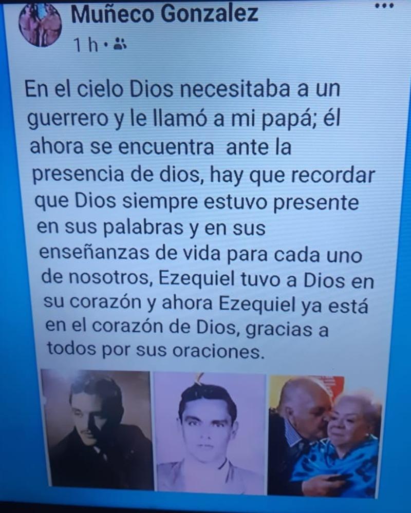 Armando González   Foto: Facebook