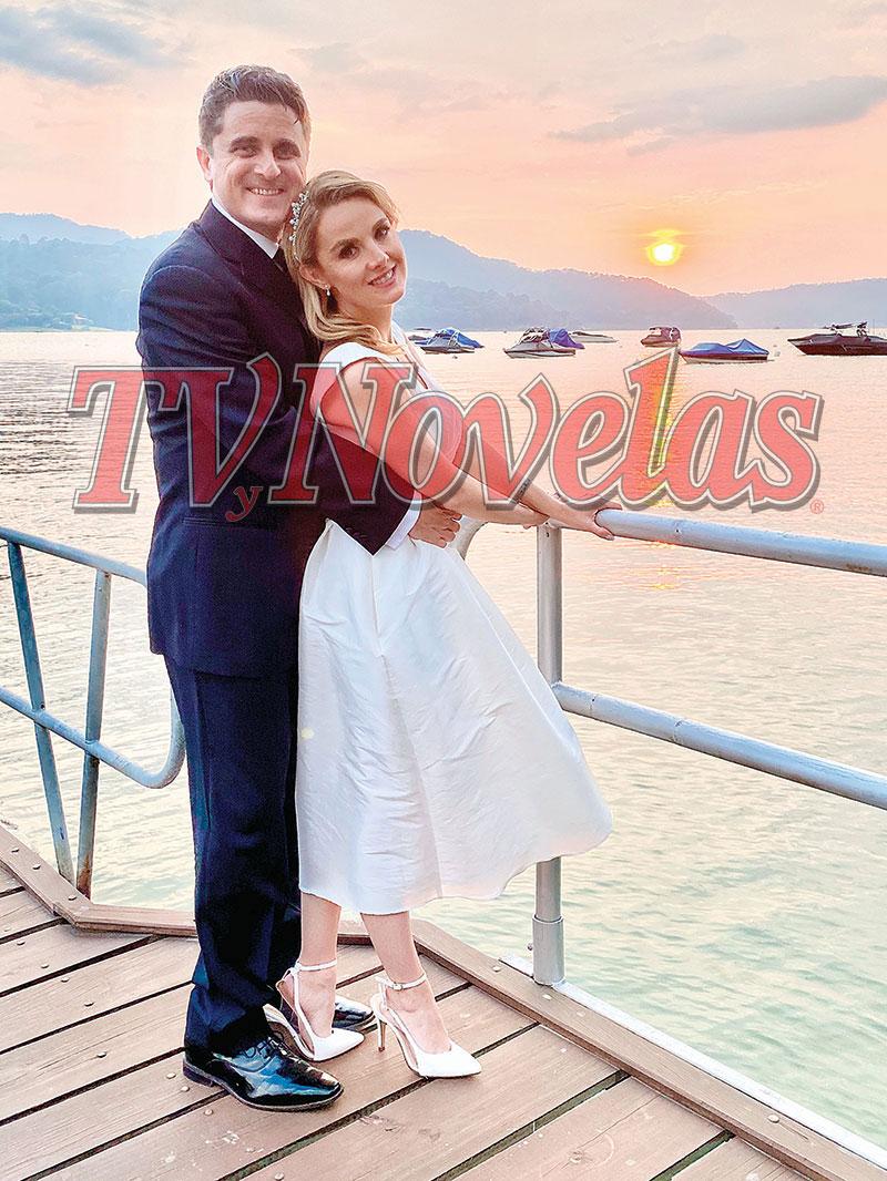 Alex Balassa y Marisol Mijares | Foto: Cortesía
