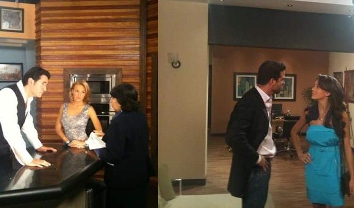 Casting de Teresa (2010). Foto: Facebook