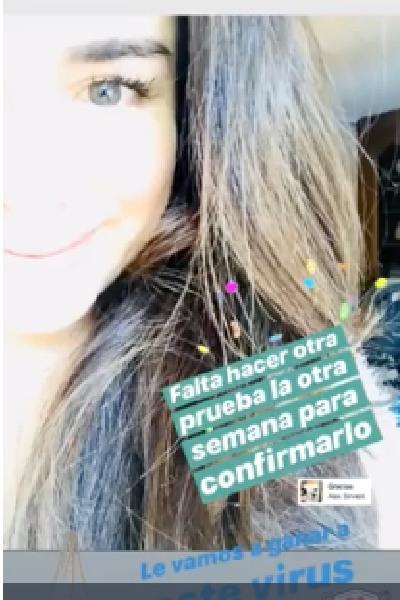 Danna García. Foto: Instagram