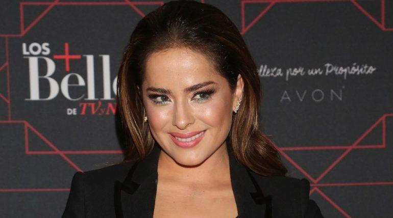 Danna García. Foto: Getty Images