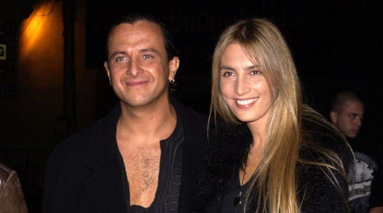 Eduardo Palomo y Carina Ricco. Foto: Getty Images