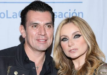 Jorge Salinas y Elizabeth Álvarez. Foto: Getty Images