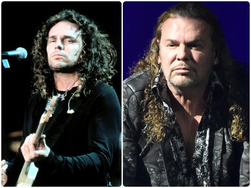 Antes y después de estos famosos